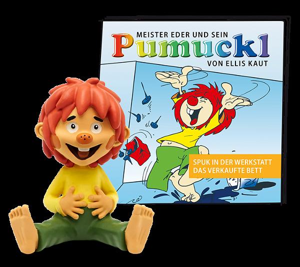 Tonies - Pumuckl-Spuk in der Werkstatt/Das verkaufte Bett