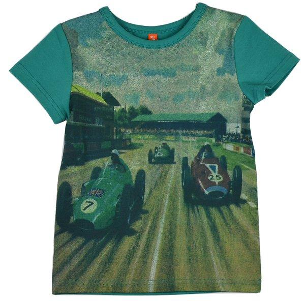 Baba Babywear T-Shirt Racer