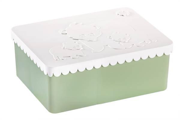 Blafre Lunchbox Polar White / Coast Green