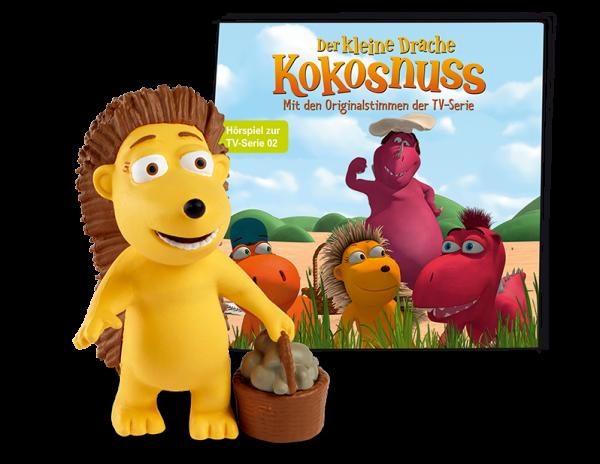 Tonies Der kleine Drache Kokosnuss Hörspiel zur TV Serie 2
