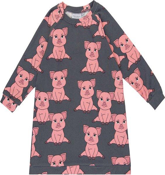 Dear Sophie Piggy Dark Tunic