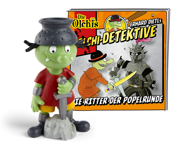 Tonies Die Olchi-Detektive Die Ritter der Popelrunde