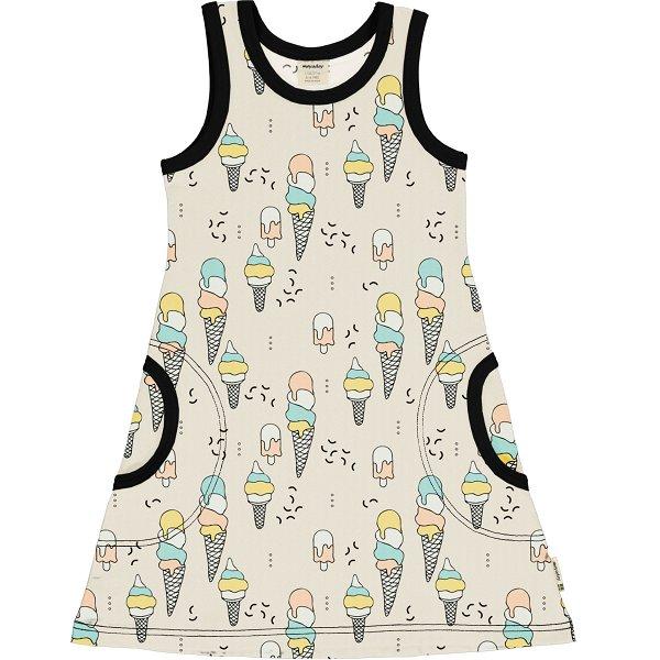 Meyadey by Maxomorra Dress NS Ice Cream Confetti