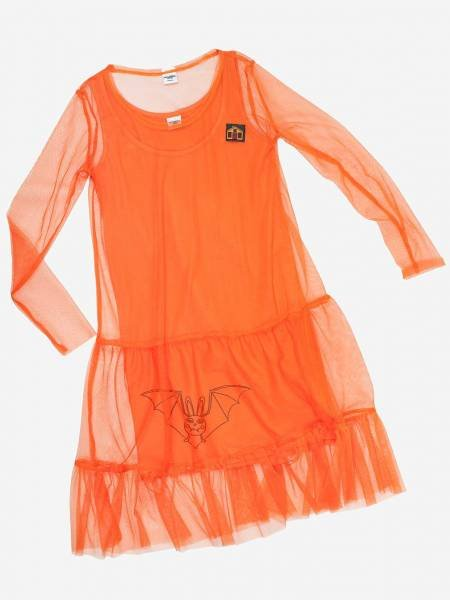 Modeerska Huset Tulle Dress Bat
