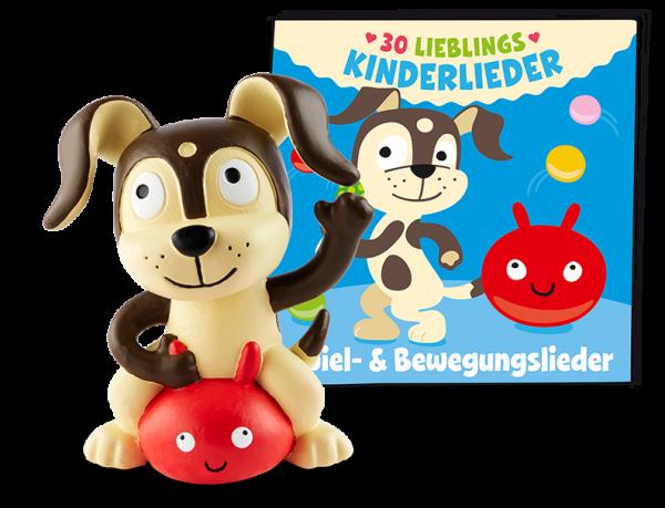 Tonies 30 Lieblings-Kinderlieder Spiel- & Bewegungslieder