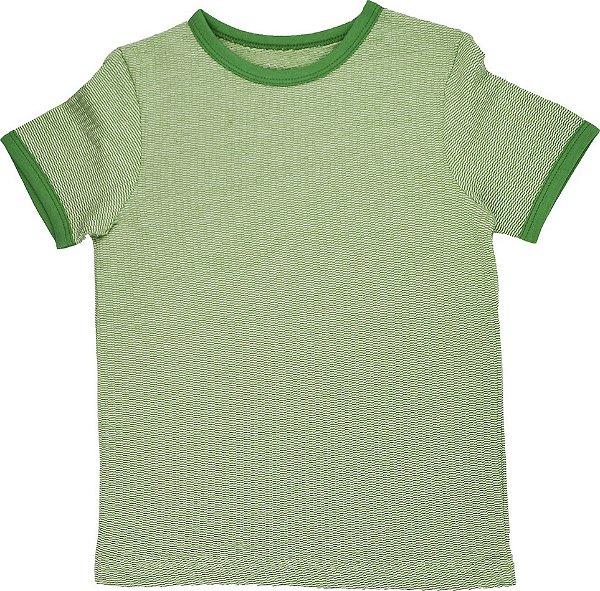 Baba Babywear T-shirt boys Jacquard Artichoke