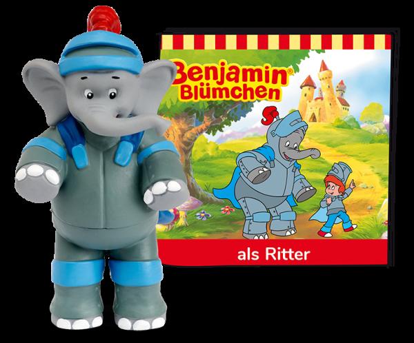 Tonies Benjamin Blümchen als Ritter