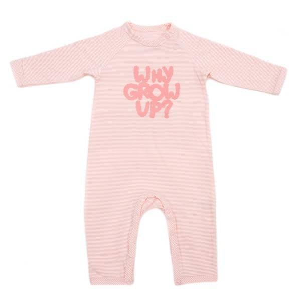 Lily Balou Babysuit Gerard Stripes Blossom