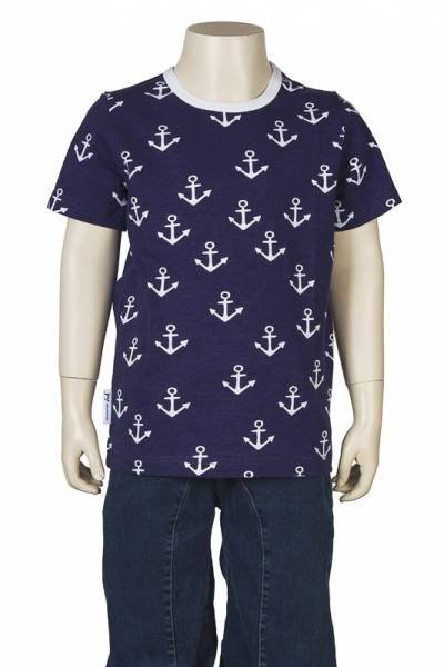 JNY colourful kids T-Shirt Anchor