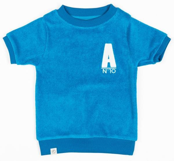 Albababy Roy T-Shirt Methyl Blue