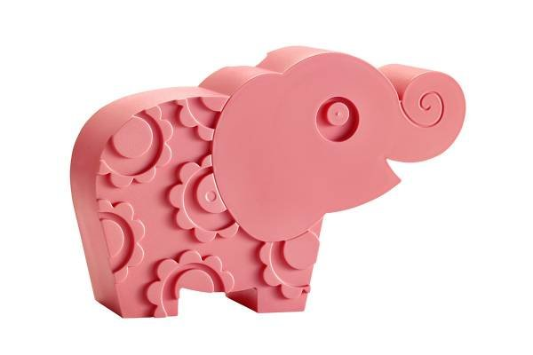 Blafre Lunchbox Elephant Rose