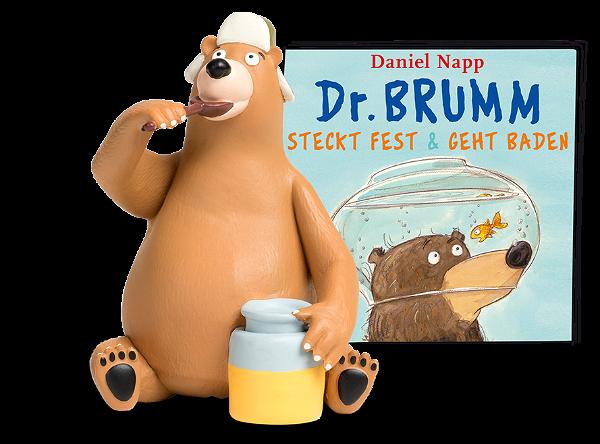 Tonies Dr. Brumm steckt fest / Dr. Brumm geht baden