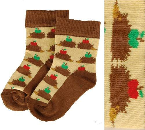 Fräulein Prusselise Socken Igel