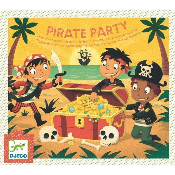 Djeco Spiele Piraten Party