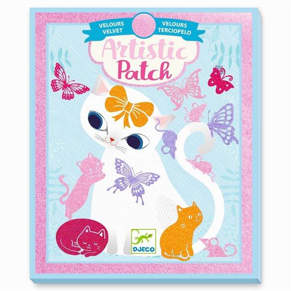 Djeco Artistic Patch - Little Pets