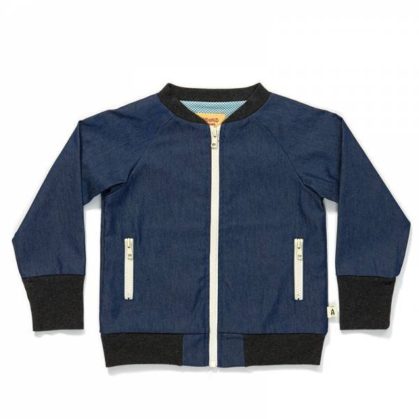 Albababy Gape Jacket Denim