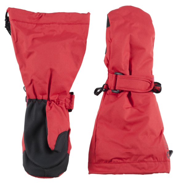 Ducksday Handschuhe Mittens Red