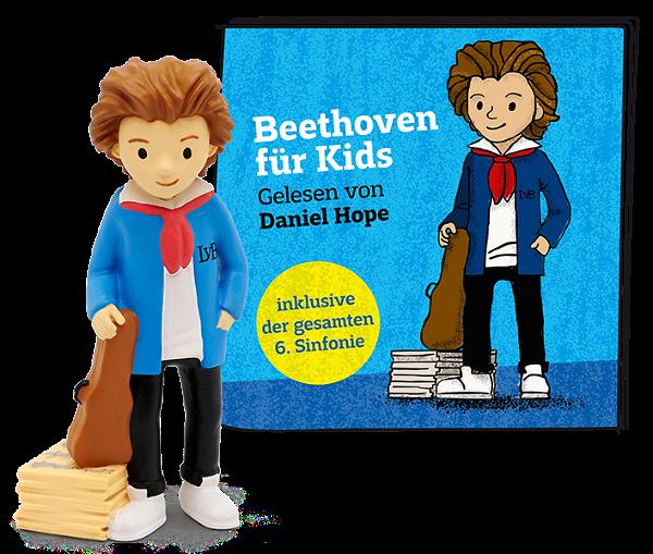 Tonies Beethoven für Kids - Gelesen von Daniel Hope