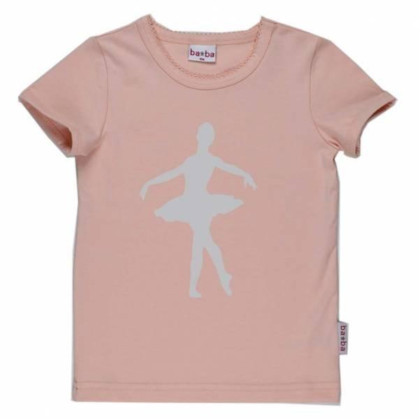 Baba Babywear T-Shirt Ballerina Pink