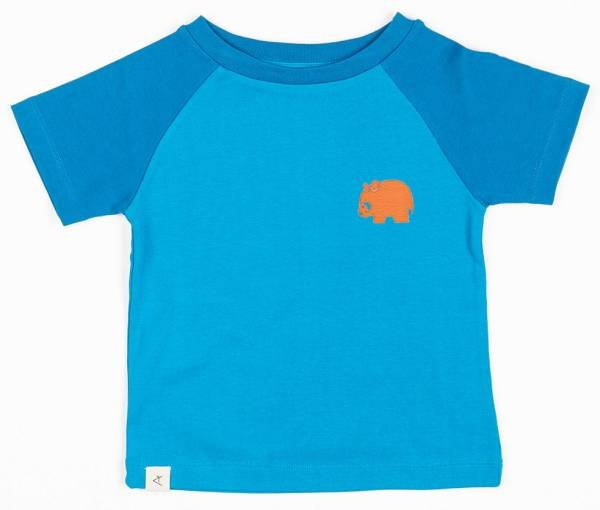 Albababy Sigurd T-Shirt Mykonos Blue