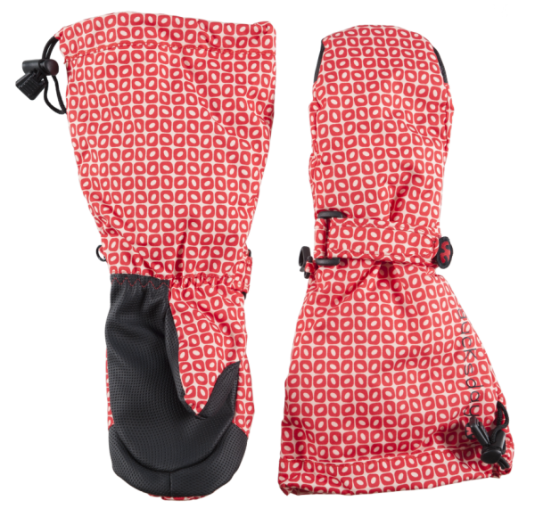 Ducksday Handschuhe Mittens Funky Red
