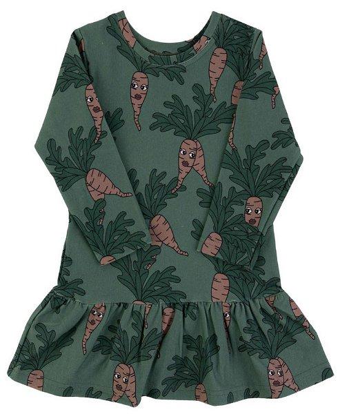Dear Sophie Parsley Green Dress