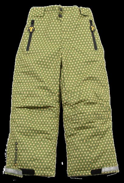 Ducksday Skihose / Schneehose Lined Winterpants Funky Green