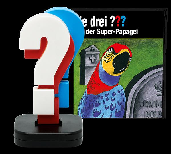 Tonies - Die Drei ??? der Superpapagei - Limited Edition