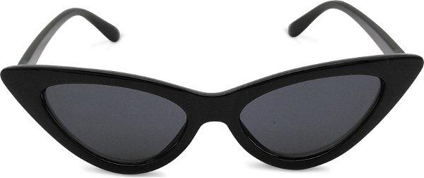 Six Bunnies Kinder Sonnenbrille Cat Eye Black