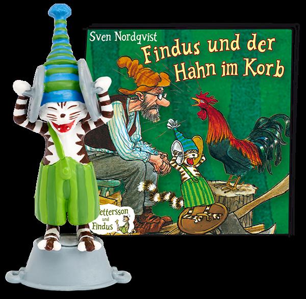 Tonies Petterson und Findus - Findus und der Hahn im Korb