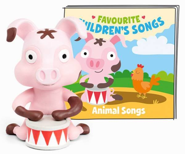 Tonies Favourite Children's Songs - Animal Songs (Englische Version)