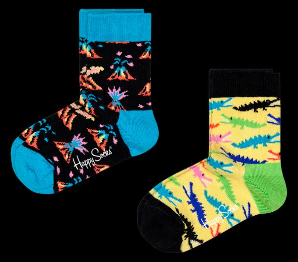 Happy Socks 2 Pack Danger Socks