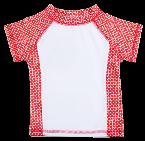 Ducksday UV Shirt Funky Red Girl