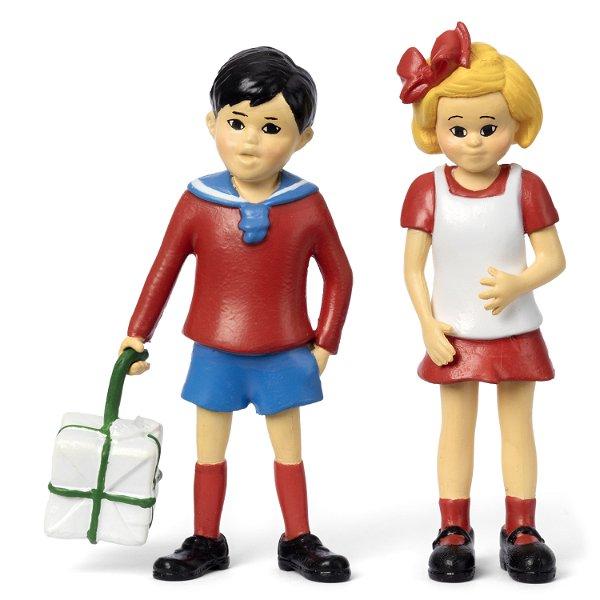 MICKI Tommy & Annika Figurenset