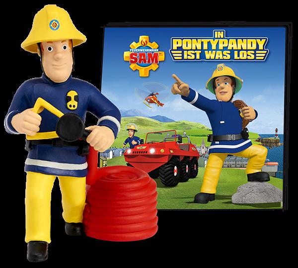 Tonies Feuerwehrmann Sam - In Pontepandy ist was los