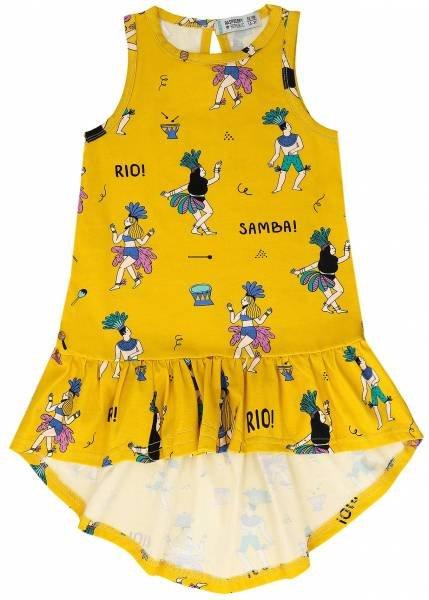 Raspberry Republic Dress Samba de Janeiro