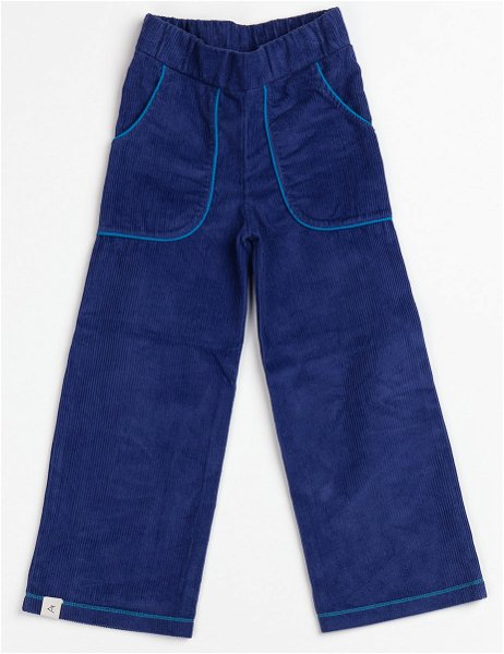 Albababy Flower Power Pants Blueprint