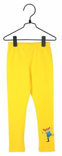 Martinex Pippi Leggings Yellow