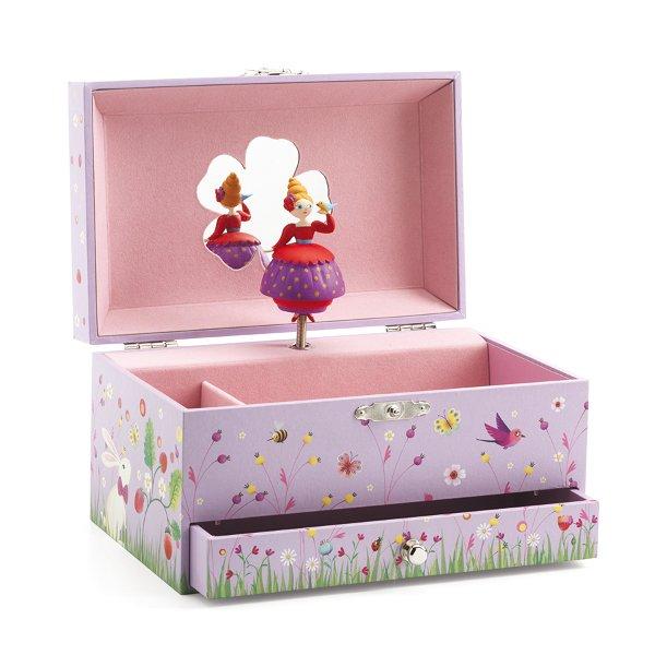 Djeco Musik Box Princess