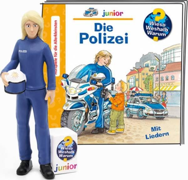 Tonies Wieso Weshalb Warum - Junior Polizei