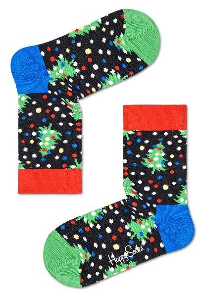 Happy Socks Kids Winter Night Sock