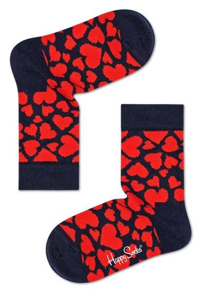 Happy Socks Kids Heart Sock