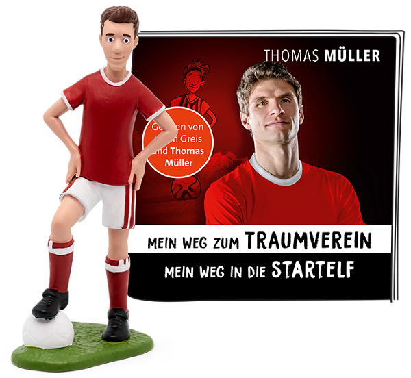 Tonies Thomas Müller - Mein Weg zum Traumverein