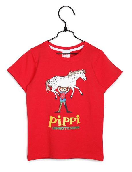 Martinex Pippi T-Shirt New Red