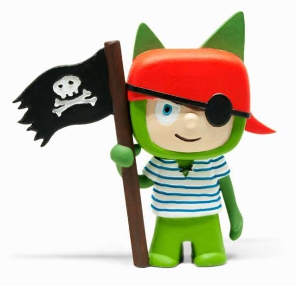 Tonies Kreativ-Tonie Pirat