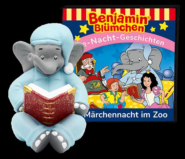 Tonies Benjamin Blümchen - Die Märchennacht im Zoo