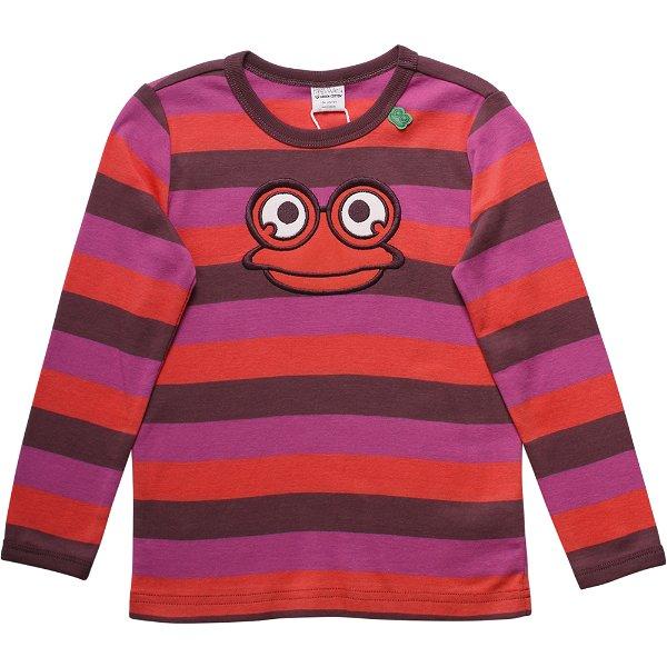 Fred`s World Hello T-Shirt Plum Purple