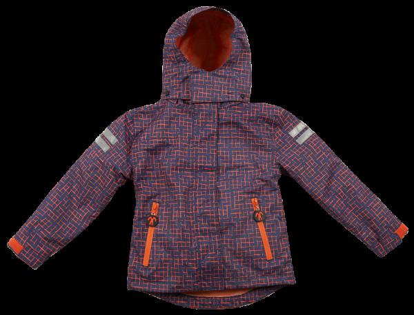 Ducksday Winter / 4 Jahreszeiten Jacke Detachable Fleece Jacket Soho Sherpa