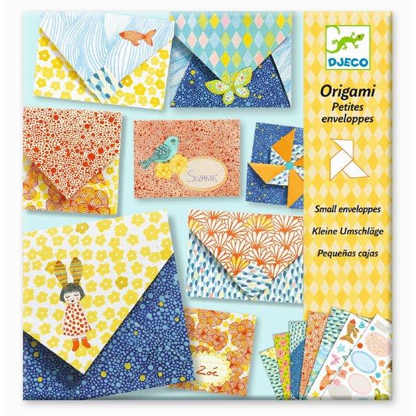 Djeco Origami Kleine Umschläge