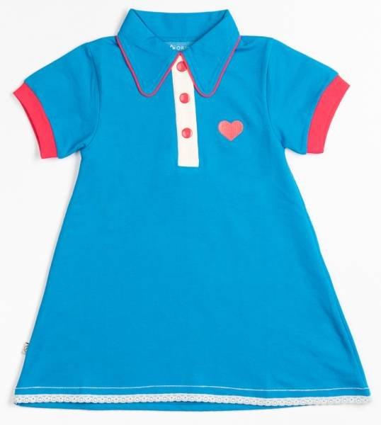 Albababy Julie Dress Methyl Blue